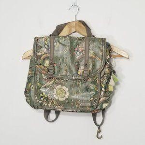 Sakroots | Floral Messenger Style Back Pack Bag